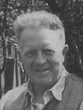 Photo of Alfred George Keatch about 1948